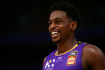 Casper Ware is the latest foreign star in the NBL to look further afield.