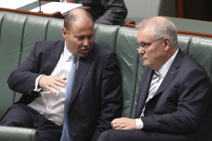 Treasurer Josh Frydenberg and Prime Minister Scott Morrison have a chance to show themselves as the best economic managers in decades.