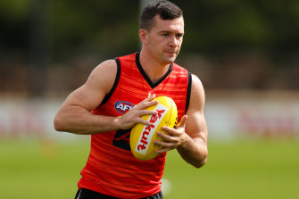 Essendon's Conor McKenna has tested positive to COVID-19.