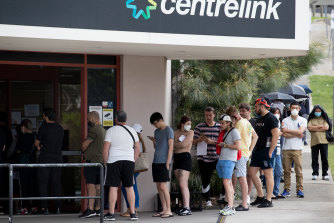 Unemployment in NSW rose to an 11-year high in May.
