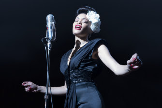 Andra Day in The United States vs Billie Holiday.