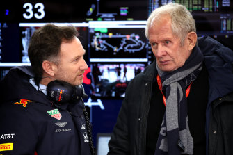 Red Bull's Helmut Marko said the idea had not been well-received.