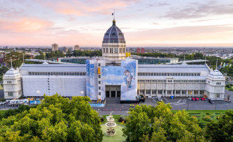 One of only three World Heritage listed culture sites in Australia, the Royal Exhibition Building will soon feature a new façade and rooftop deck offering views across the Melbourne city skyline.
