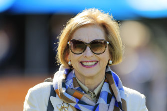Gai Waterhouse is looking forward to the spring and hopes for a winning start at Randwick on Saturday.