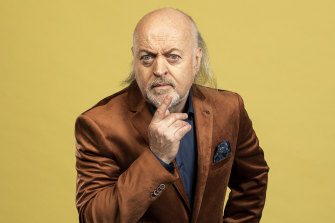 Comedian and actor Bill Bailey goes in search of the new normal