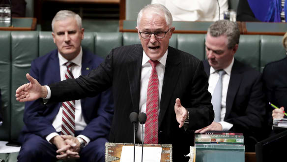 Politics Live: Labor puts spotlight on penalty rate cuts in question time