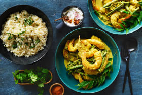 Neil Perry's Sri Lankan prawn curry
