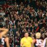 Timeline of fan fury: The AFL's slow-motion train wreck