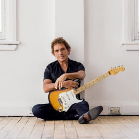 Cold Chisel's Ian Moss channels rock royalty on new solo album