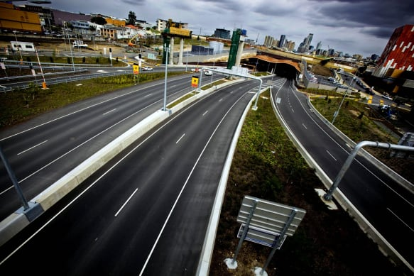 Brisbane motorists prepared to pay to avoid delays as toll road figures revealed