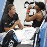 'Hurtful': Osaka denies split with coach was about money
