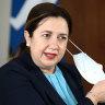 Queensland Premier will not delete incorrect tweet about AstraZeneca