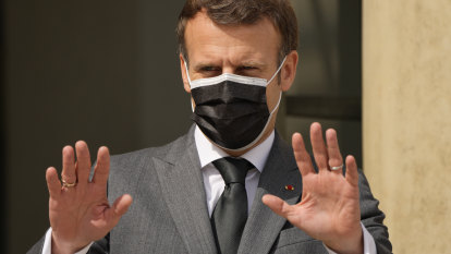 Macron warns 'racialised' woke culture may split French society