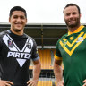 Who will replace Boyd Cordner as Kangaroos captain?