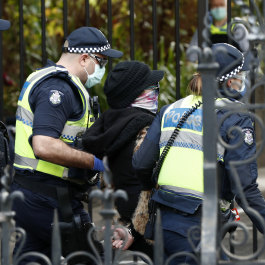 Record family violence offences and COVID fines drive crime rate surge