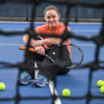 How Barty, then world No. 9999, got her tennis bounce back