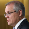 Morrison's policies won't win anyone over. He's just delayed the fight