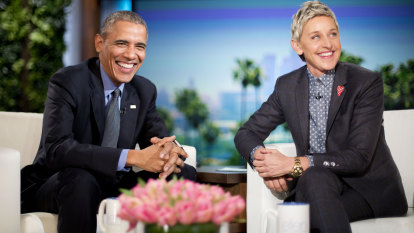 Ellen DeGeneres was ahead of the game - and then she fell behind it