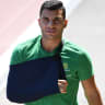 Socceroos striker Nabbout at risk of missing Asian Cup due to injury