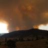 Fire explodes near border as Sydney braces for heatwave