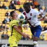 Wellington Phoenix inflict another defeat on luckless Newcastle Jets