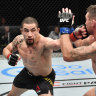 Whittaker back on track with victory on Fight Island