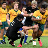 Australia could host the Rugby Championship again, says new Sanzaar boss