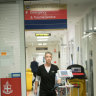 'Perfect storm': Swamped hospitals could turn away more patients