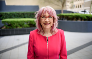Academic Sandra Jones is autistic and wants to challenge lines like all academics are 'a little bit autistic'.