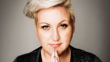 Buddhist Meshel Laurie has had a few bumps on the path to enlightenment.