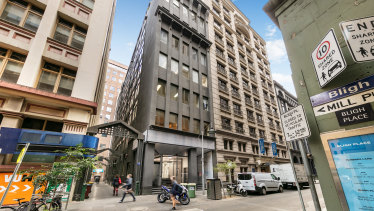 313 Flinders Lane in Melbourne.