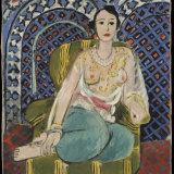 Henri Matisse's Seated Odalisque (1926)