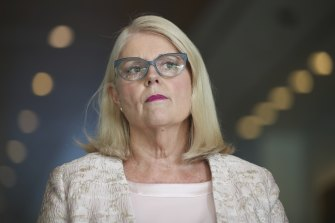 Home Affairs Minister Karen Andrews says terrorism in Australia will re-emerge once capital cities come out of lockdowns.