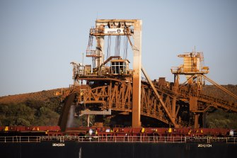 Australia's biggest mining companies are facing growing calls to tackle emissions across their global supply chains.