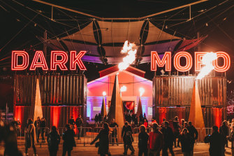 Dark MOFO atttracts a multitude of mainlanders to Hobart.