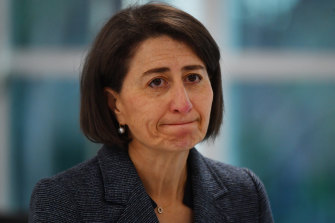 Premier Gladys Berejiklian said no number of COVID deaths were an acceptable consideration for reopening international borders.