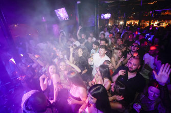 Nightclubs have been closed in London for 17 months.