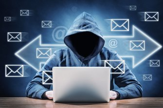 Victoria tops the list for states hit by cyber criminals.