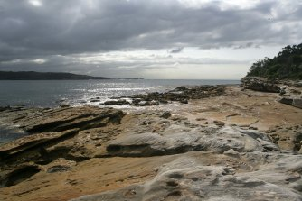 Captain Cook's landing place in Kurnell, Sydney.