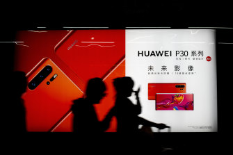 Donald Trump's government barred Huawei vendors worldwide from using US technology.