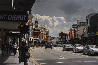 Changes to border restrictions will allow those who have visited Newtown and other Inner West locations to travel to Victoria.