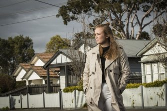 Samantha Paterson is looking to buy a house and is frustrated by the huge discrepancy between price guides and the actual sold price.