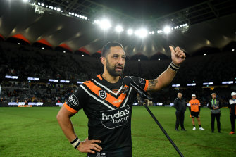 It's not lost on some Benji Marshall could go on one more year and bow out with a New Zealand World Cup.