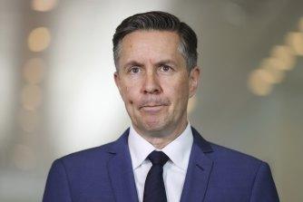 Labor health spokesman Mark Butler.