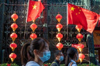 China's latest GDP  shows the nation back on the growth track after the pandemic.