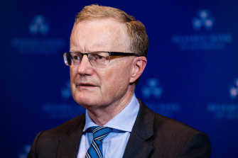 RBA governor Philip Lowe still does not expect inflation to become problematic until 2024.