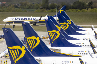 Ryanair, a budget carrier registered in Ireland, is one of Europe's largest airlines.