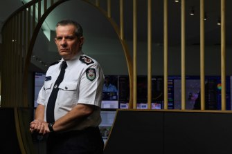 New RFS Commissioner Rob Rogers has had little time to celebrate the news as he prepares for the coming fire season.