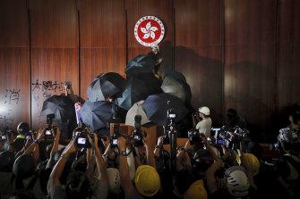Hong Kong's political crisis has encouraged new pro-Beijing voices to enter the political fray.