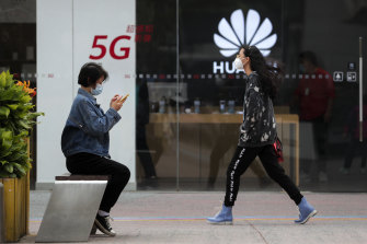 Huawei was banned from supplying equipment to Australia's 5G network in 2018.